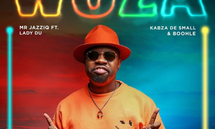 Mr JazziQ - Woza (feat Boohle)