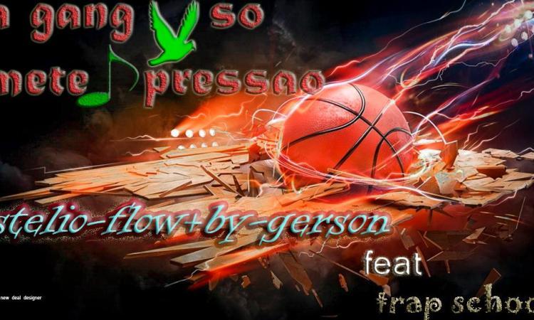 Stelio Flow e By Gerson - A Gang So Mete Pressão (Feat. Trap School Hss)