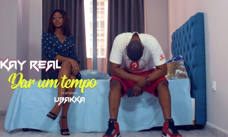 Kay Real feat. Justino Ubakka - Dar Um Tempo