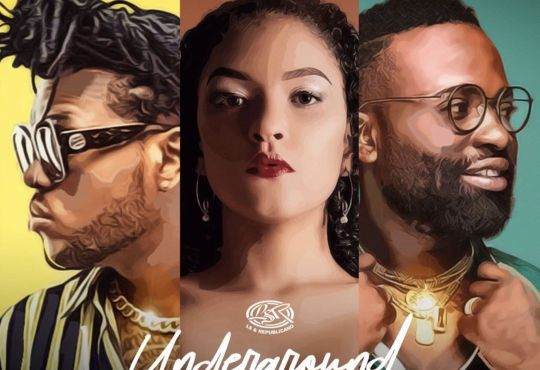 Cage One e Elisabeth Ventura – Underground (feat. Preto Show)