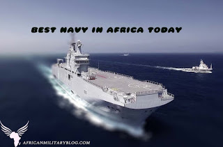 Top 10 best navy in Africa 2019