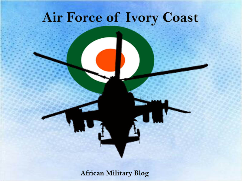 In 2017, Air Force of Ivory Coast received three attack helicopters from Russia