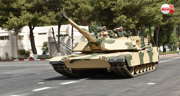 royal moroccan army m1a1sa abrams main battle tank (1)