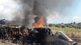 moroccan air force Mirage f1 plane crash