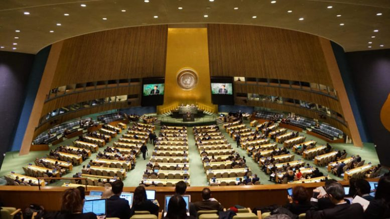 South Africa commits to UN treaty prohibiting nuclear weapons