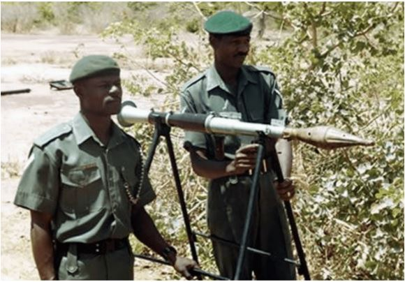 Nigerian made weapons, a complete list | Military Africa