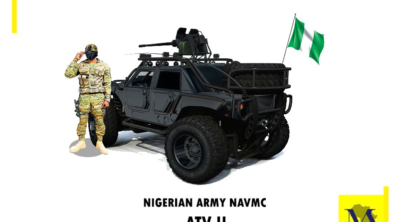 Nigerian Army ATV II to feature increased firepower, armour and advanced electronics