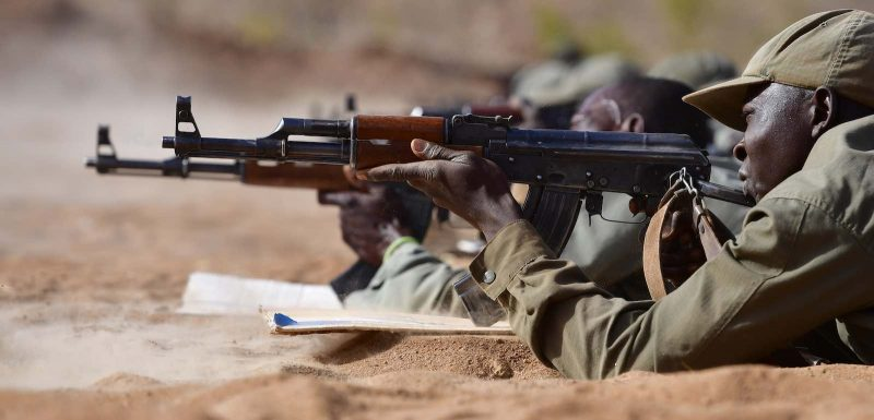 why the kalashnokov ak-47 is popular in africa