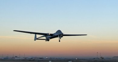 iai delivers heron uav to morocco