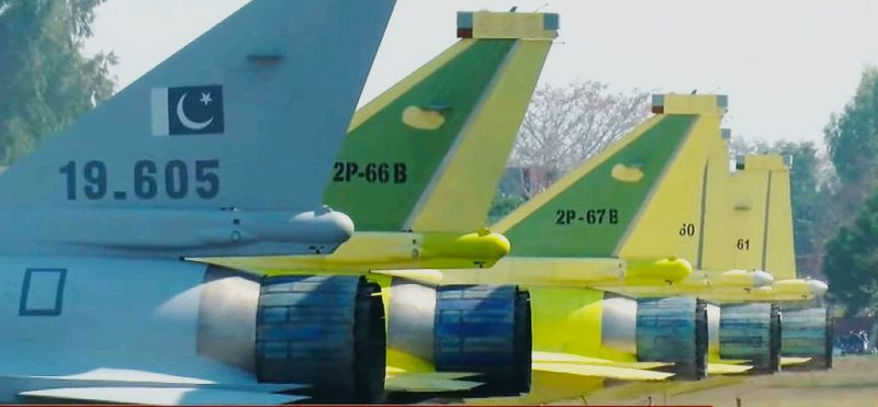 PAF JF-17 and Nigerian Jf-17