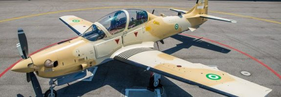 Nigerian Air Force A-29 Super Tucano