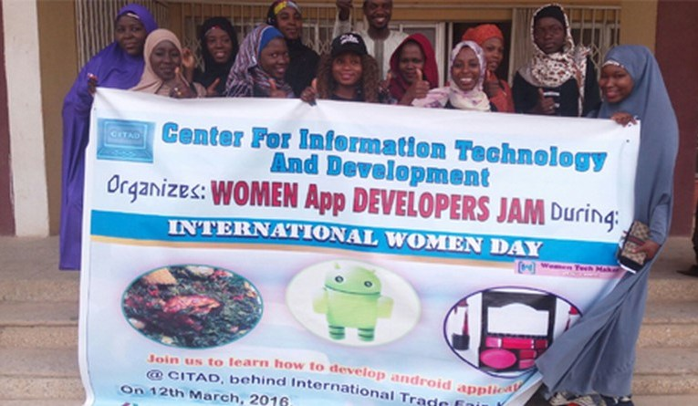 CITAD: breeding women webrepreneurs