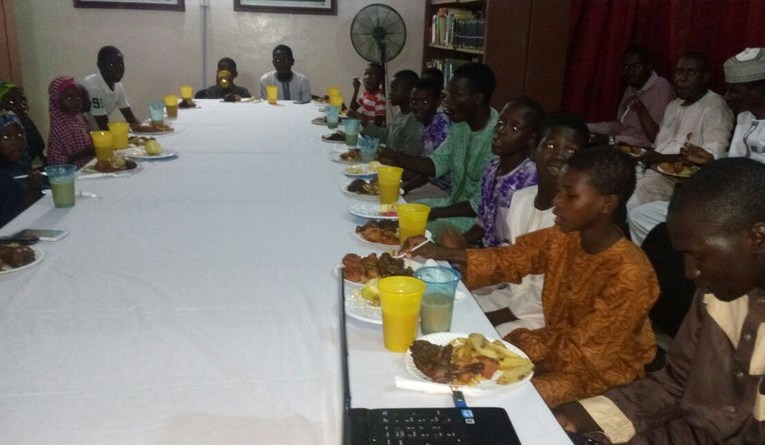 US Embassy, CBO hosts Iftar for Almajiri, orphans in Kano