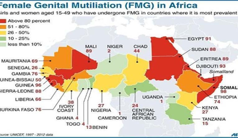 End FGM Day 2020:  Unleashing youth power to end myths, misconceptions about FGM