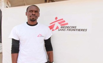 Danca Paiva, MSF's project coordinator in Pulka -- Photo: Samuel Malik/MSF