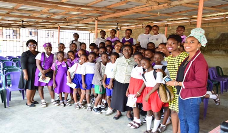 Star Girl Education Foundation mentors Lagos high schoolgirls