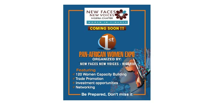 D-Day: 16 days to the maiden NFNV Nigeria Pan African women EXPO in Abuja