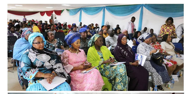 FEATURE: Highpoints of NFNV Nigeria's maiden Pan African women EXPO
