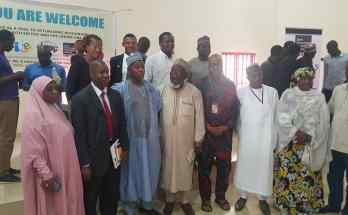 members of the Kaduna State Open Government Partnership (OGP) community including stakeholders in the state's Primary Health Care (PHC) sector