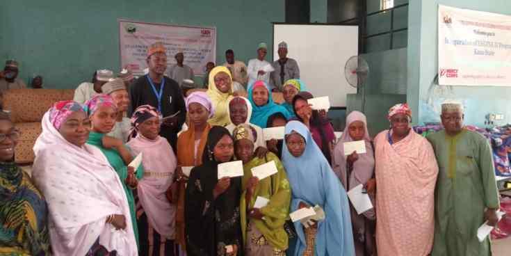 Girls beneficiaries