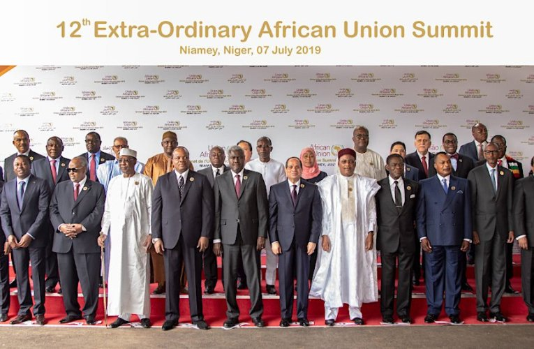 AU launches AfCFTA, urges member states to ratify free movement protocol
