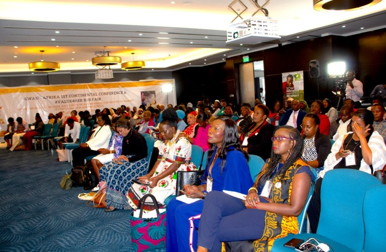 AWAN-Afrika: Bridging the gender gap in Africa's agripreneurship space