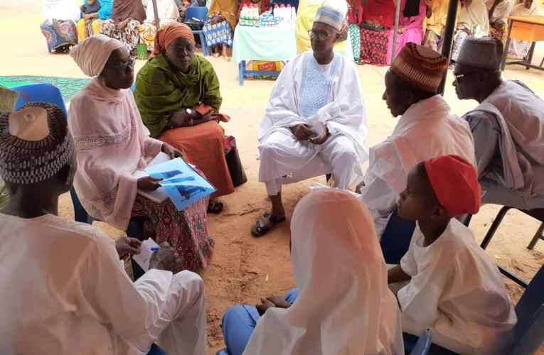 UK-DFID conducts 2019 annual review exercise for GEP3 in Kano