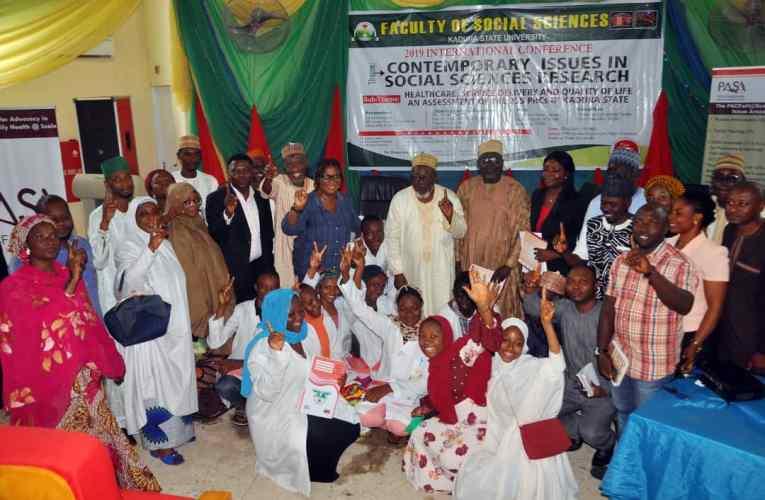 Experts, CSOs set agenda for El-Rufa'I towards attaining Universal Health Coverage in Kaduna