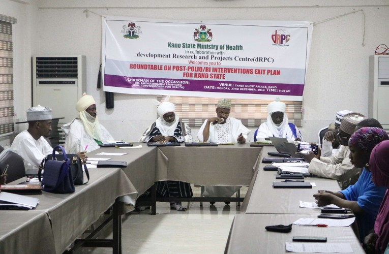Post-polio: Kano assures of sustainability for RI, polio interventions