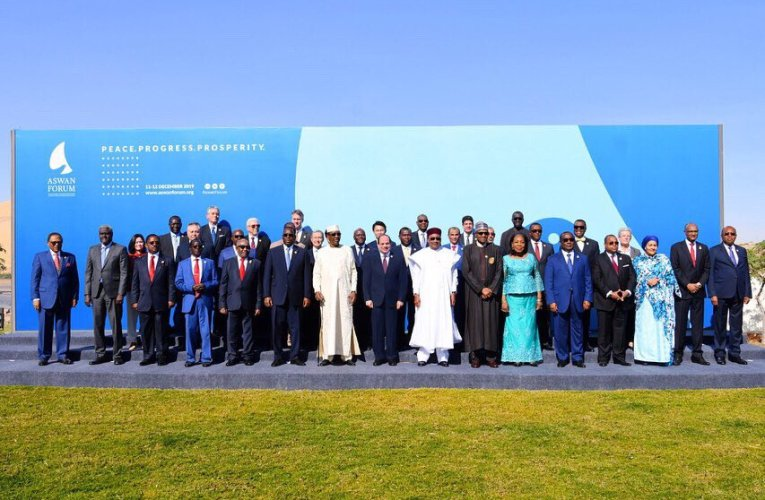 Aswan Forum: Fostering Africa's ownership of its peace and security agenda