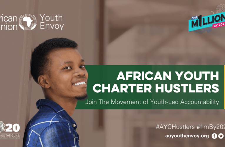 APPLY | The African Youth Charter Hustlers Initiative