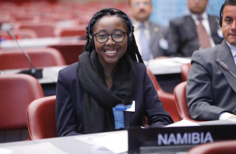 PROFILE | Emma Theofelus: Twenty-three-year-old Namibian activist turned Africa`s youngest minister
