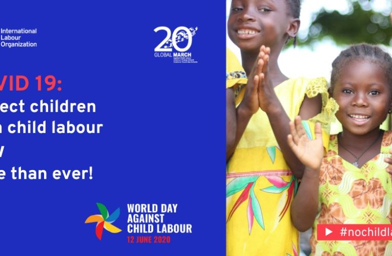 Child Labour Day 2020 highlights impact of COVID-19 pandemic on child labour