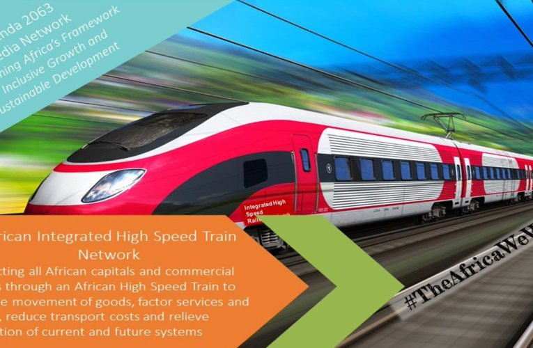 Stakeholders push for speeding up of Africa's high-speed railway project