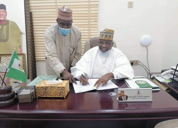 Sasakawa Africa, Kano state sign MoU to support 450, 000 smallholders farmers