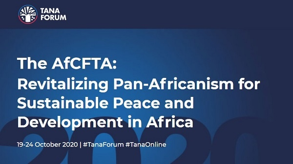 Tana Forum 2020: IPSS convenes week-long consultations on AfCFTA's security dimension