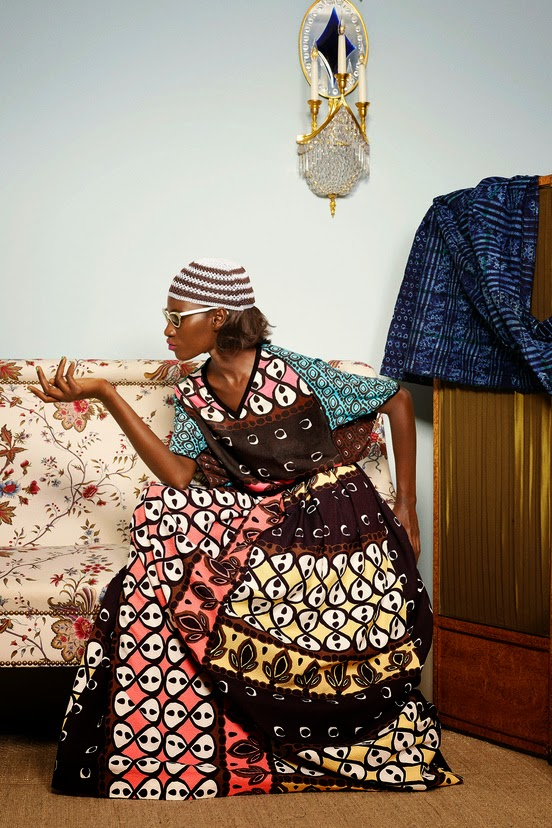 Playing Dress Up Duro Olowu SS 2015 African Prints In