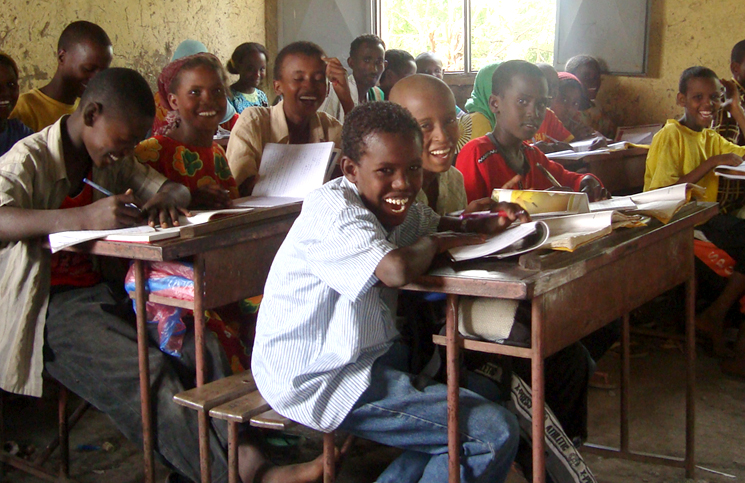 Education is the future of Africa