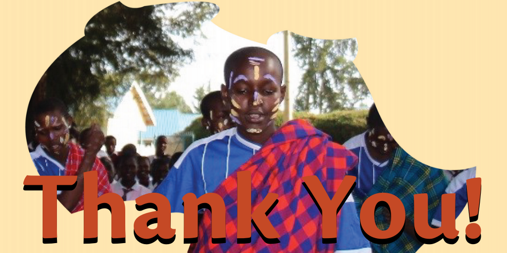 Thank You to the Supporters of Bread and Water for Africa® for a Successful 2019 and a Bright 2020
