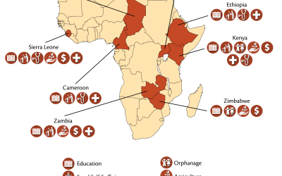 What we Hope to do Throughout Africa, Thanks to Our Supporters Across the Country