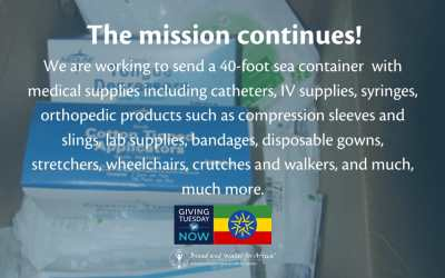 Mission Continues to Combat Global COVID-19 Pandemic