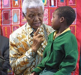 Nelson Mandela Day: We Celebrate His Legacy Everyday!