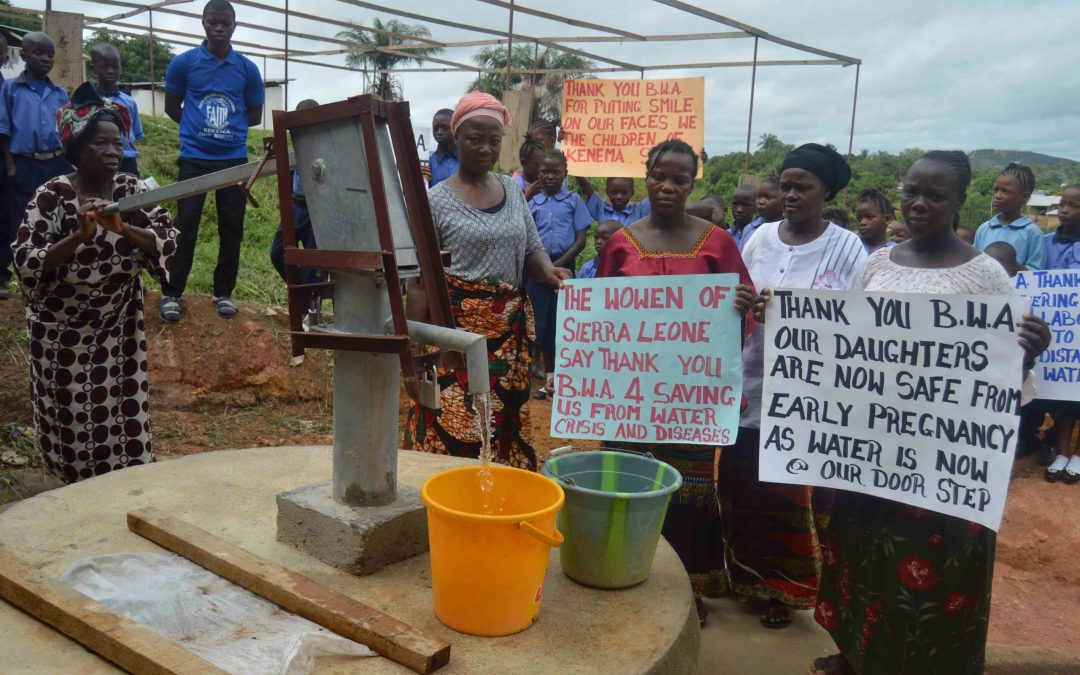 COVID-19: Access to Clean Water is Crucial in sub-Saharan Africa!