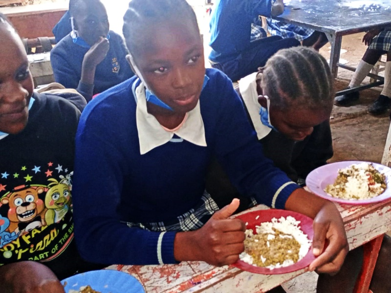 BWA -- Kibera Seed School Feeding Program