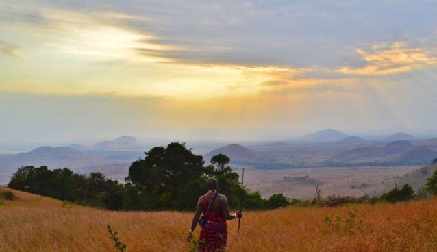 Desert of Africa