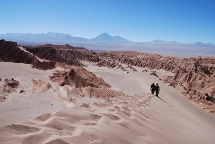 San pedro ,Atacama desert