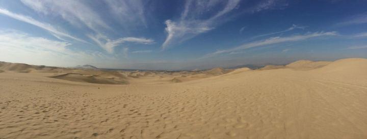 Dunes of Ica,Peru
