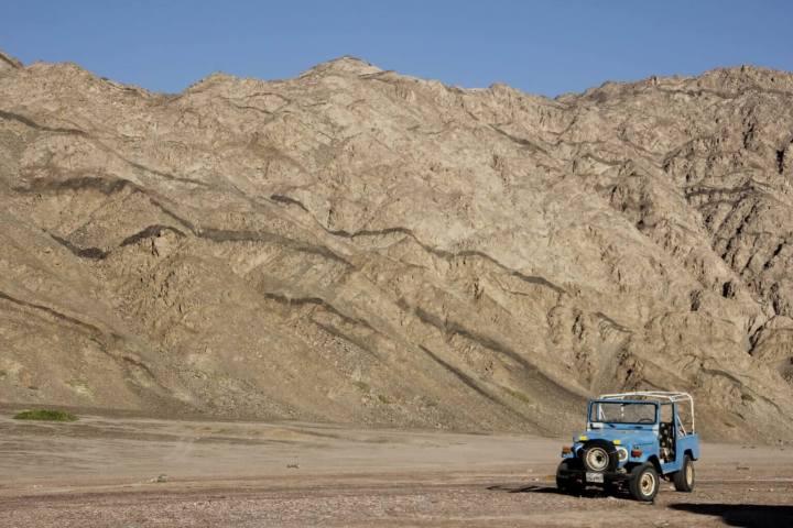 Dahab :When The Red Sea Meets Desert