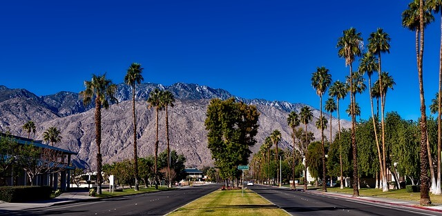 Palm desert Springs,California