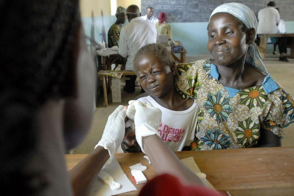Malaria vaccine: U.S Army medical researchers take part in World Malaria Day,Kisumu,Kenya